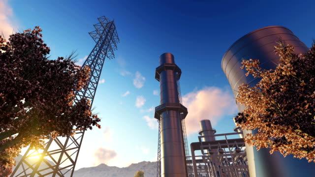 Öl-Raffinerie, Chemie und Petrochemie
