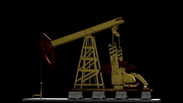 oil - oil exploration platform stock videos & royalty-free footage