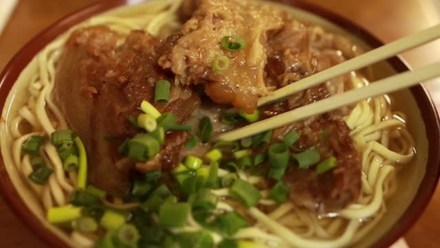 okinawan so-ki soba noodles - reality tv stock videos & royalty-free footage