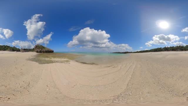 Okinawa's Coral Reef Beach