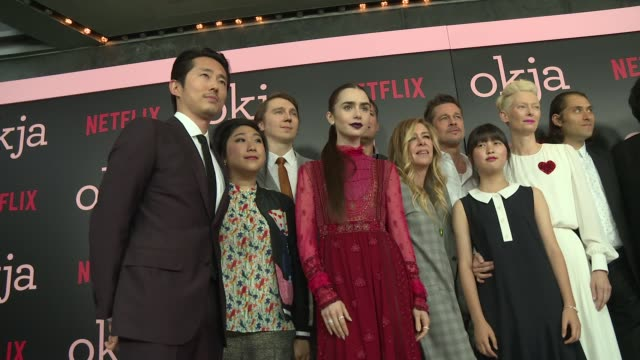 CLEAN 'Okja' New York Premiere on June 08 2017 in New York City