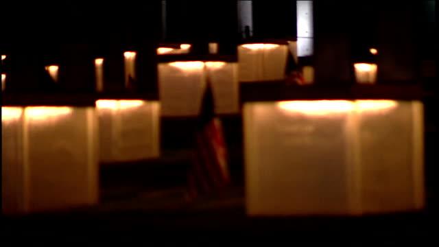 cu oklahoma city memorials - oklahoma city bombing stock videos & royalty-free footage