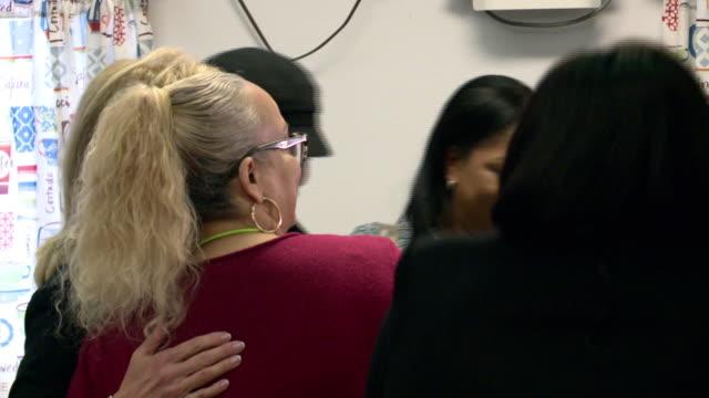 oklahoma city, ok, u.s., - jill biden meeting with supporters. jill biden makes stop in oklahoma city to campaign for husband joe biden on super... - joe 03 stock videos & royalty-free footage