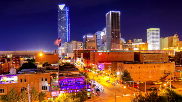 oklahoma city, ok - oklahoma stock-videos und b-roll-filmmaterial