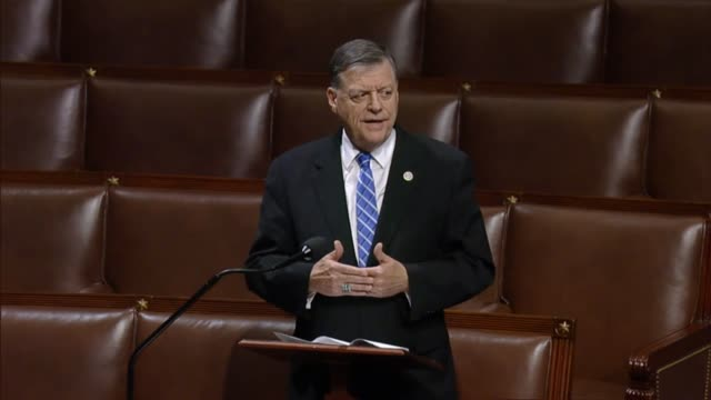 oklahoma congressman tom cole argues in floor debate on the 2018 defense authorization that a new authorization for the use of military force is... - isis stock videos and b-roll footage