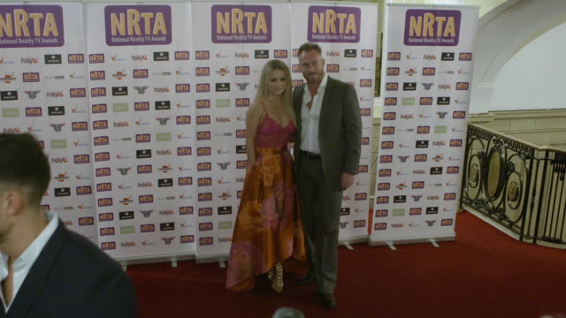 ola jordan at national reality tv awards on september 29 2016 in london england - reality tv stock videos and b-roll footage