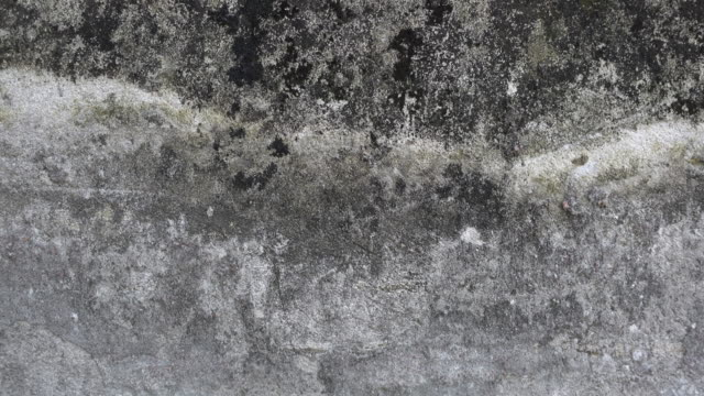 old and dirty cement wall background - stone material stock videos & royalty-free footage