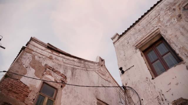 old apartment , bangkok thailand - run down stock videos and b-roll footage