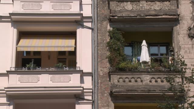 CU, ZO, Old apartment buildings, Berlin, Germany