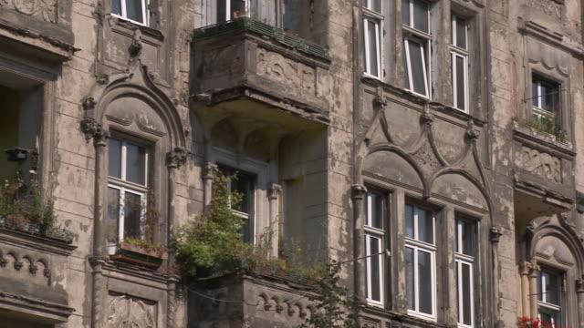 MS, PAN, Old apartment buildings, Berlin, Germany