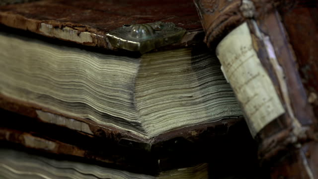 old books - bible stock videos and b-roll footage