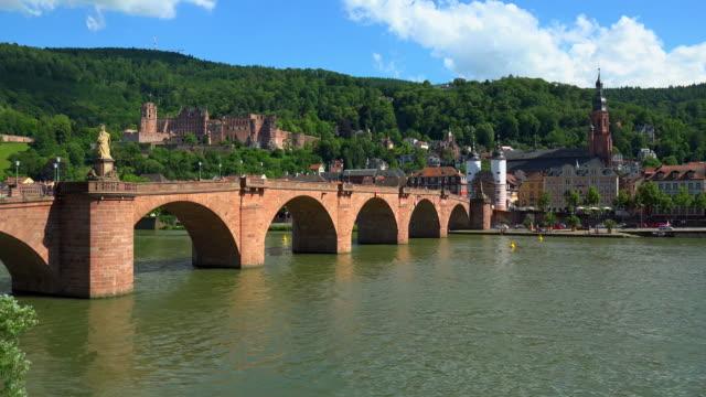 old bridge - arch bridge stock videos & royalty-free footage