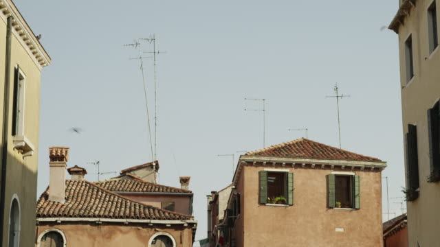 ms old buildings / venice - cable tv stock videos & royalty-free footage