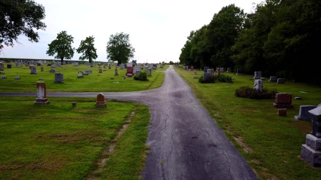 old cemetery - cemetery stock videos & royalty-free footage