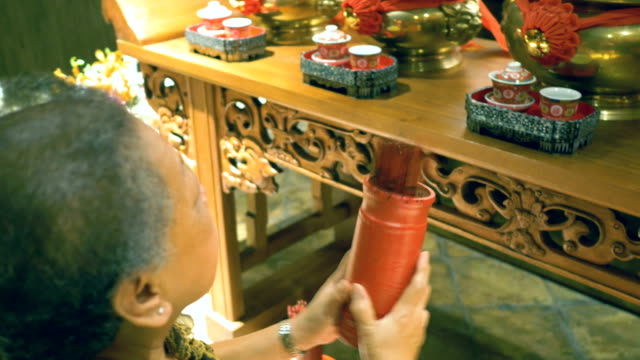 old chinese culture : fortune telling - fortune telling stock videos & royalty-free footage