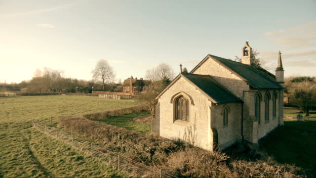 Old church in England