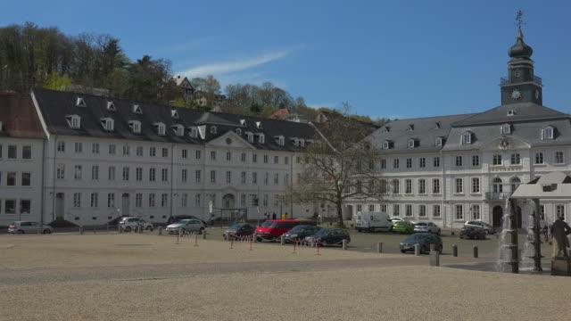 Old City Hall, Saarbruecken, Saarland, Germany