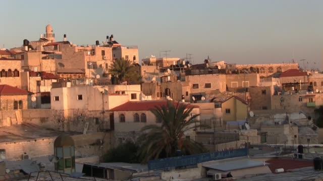 old city of jerusalem - east jerusalem stock videos & royalty-free footage