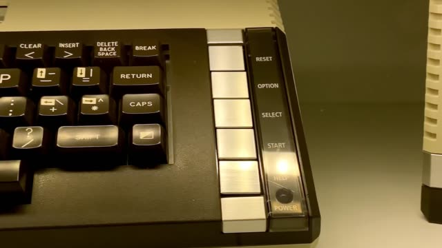 old computer from 1980-1989 - 1980 1989 stock videos & royalty-free footage