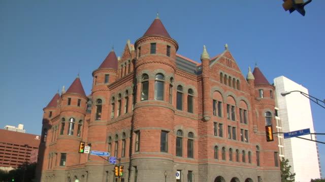 MS, Old courthouse, Dallas, Texas, USA