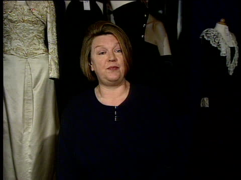 Old dresses of Princess Diana to be auctioned Same black dress on display Meredith EtheringtonSmith interview SOT
