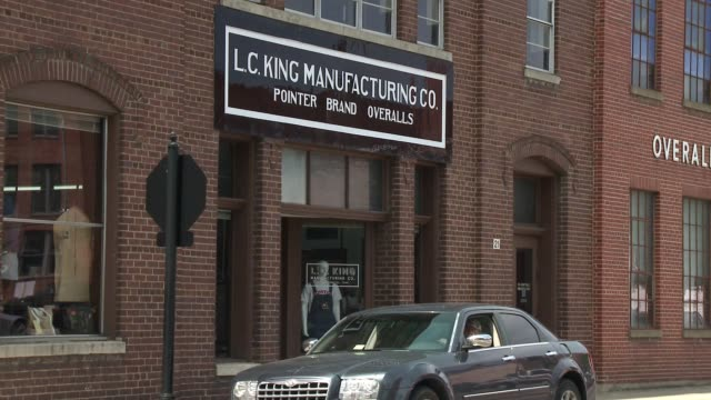 old factory keeps producing durable quality clothes in america. - durability stock videos & royalty-free footage