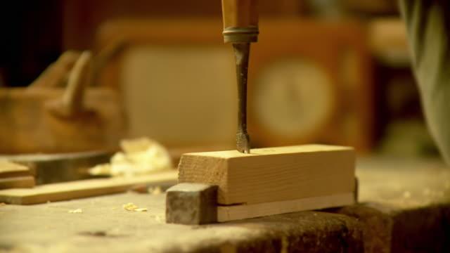 HD: Old Fashion Carpentry