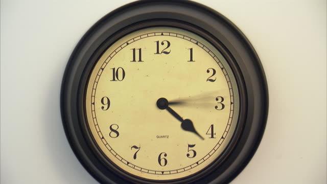 T/L, CU, FOCUSING, Old fashion wall clock