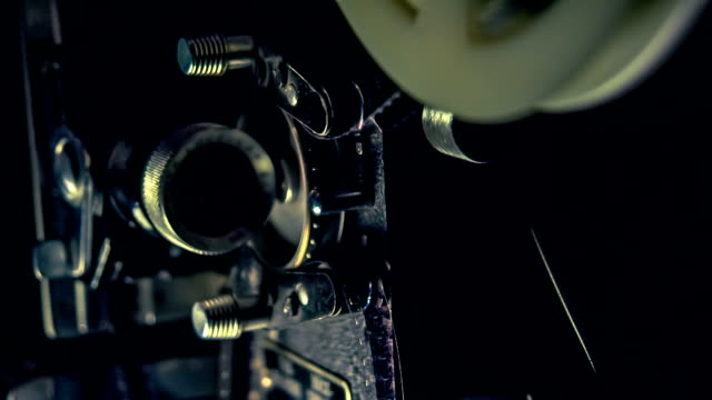 old film projector - film camera stock videos & royalty-free footage