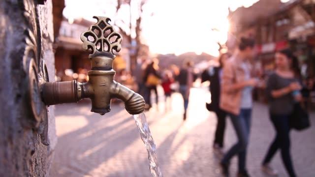 Old fountain in Prizren