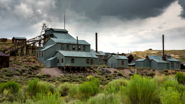 old gold mine - california gold rush stock videos and b-roll footage