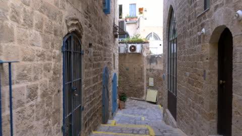 old jaffa - ジャファ点の映像素材/bロール