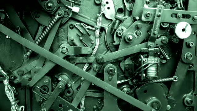 old machine - manufacturing machinery stock videos & royalty-free footage