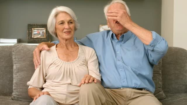 old man sneezing - sneezing stock videos & royalty-free footage