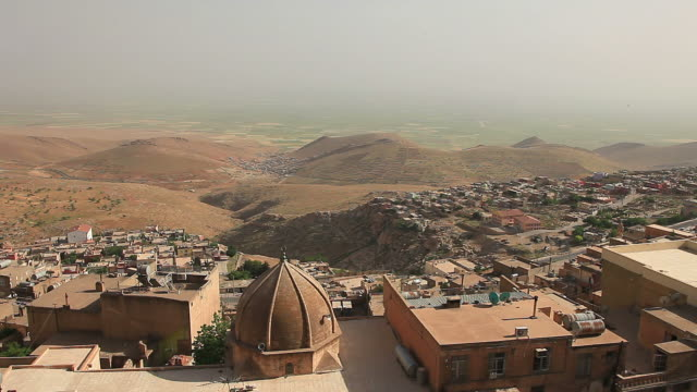 hd: old mardin city - mesopotamia stock videos and b-roll footage