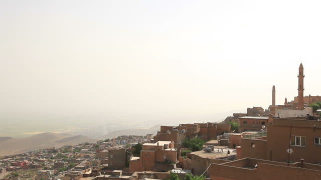 hd: old mardin city - antique stock videos & royalty-free footage
