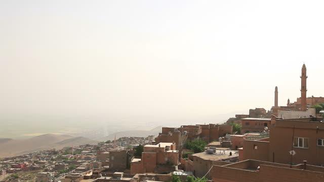 hd: old mardin city - 1923 stock videos & royalty-free footage
