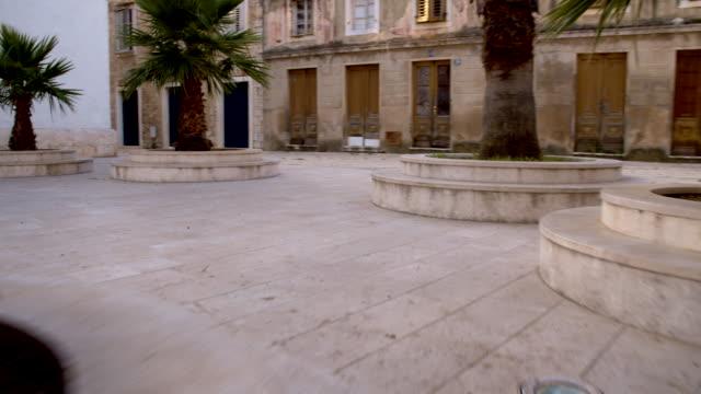 POV Old Mediterranean Town
