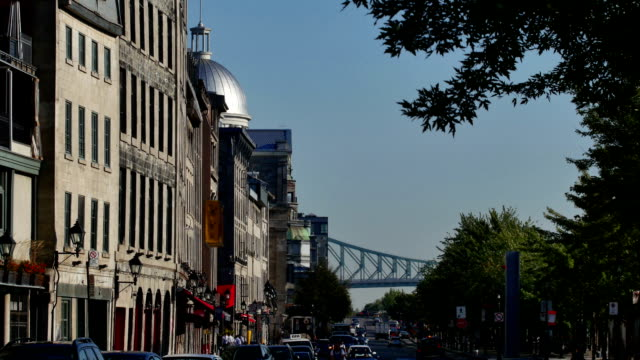 old montreal, quebec - montreal stock videos and b-roll footage