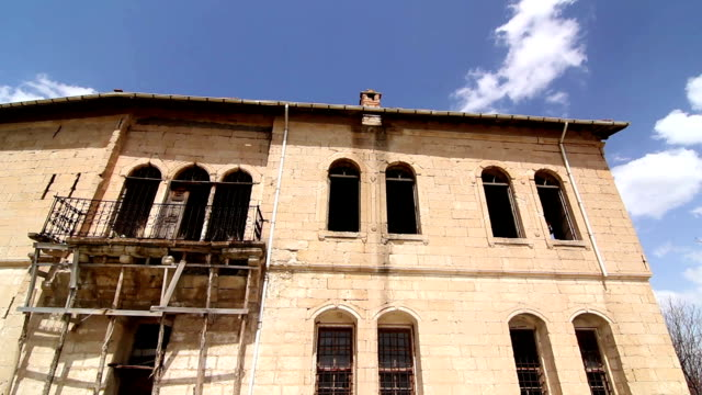 Old Ottoman Style Stone Building