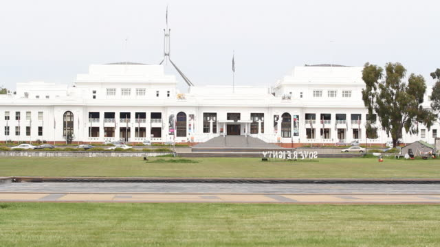 M/S Old Parliament House Exterior