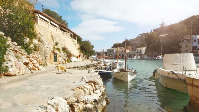Viejo puerto de Cala Figuera, Mallorca, España