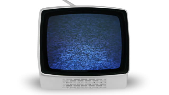 old portable television - cathode ray tube stock videos and b-roll footage