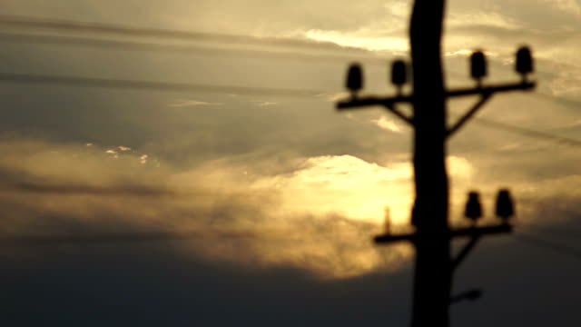 Old powerline