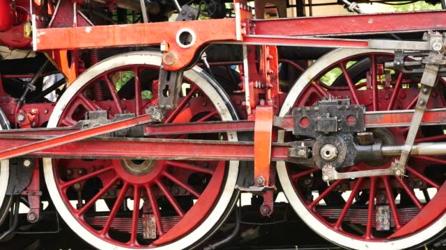 old steam locomotive wheels - 1935 stock videos & royalty-free footage