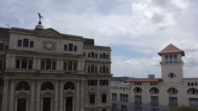 T/L Old Stock Exchange & Ferry Terminal, San Francisco Square, Havana