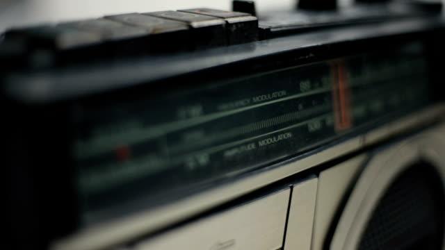 Old tape Cassette