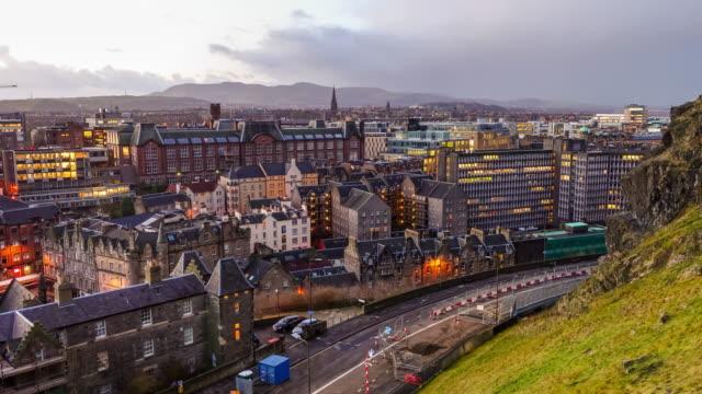 Die Altstadt von Edinburgh, Schottland