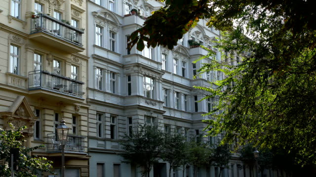 old town in berlin on a summer day - holiday villa stock videos & royalty-free footage