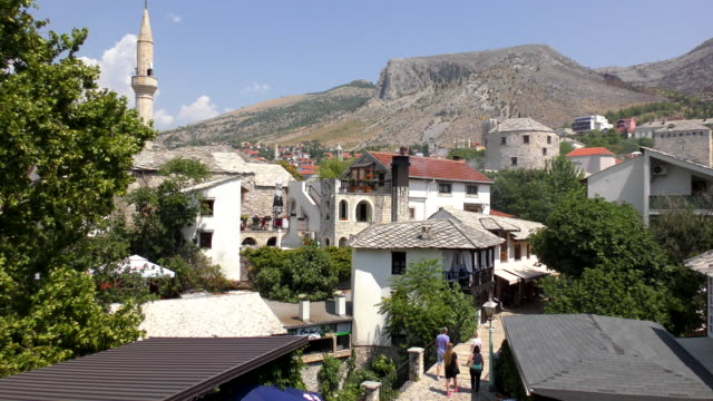 Old Town - Mostar, Bosnia and Herzegovina